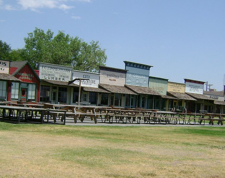 Wild West History: Kansas: The Importance of Dodge City to the American Old West