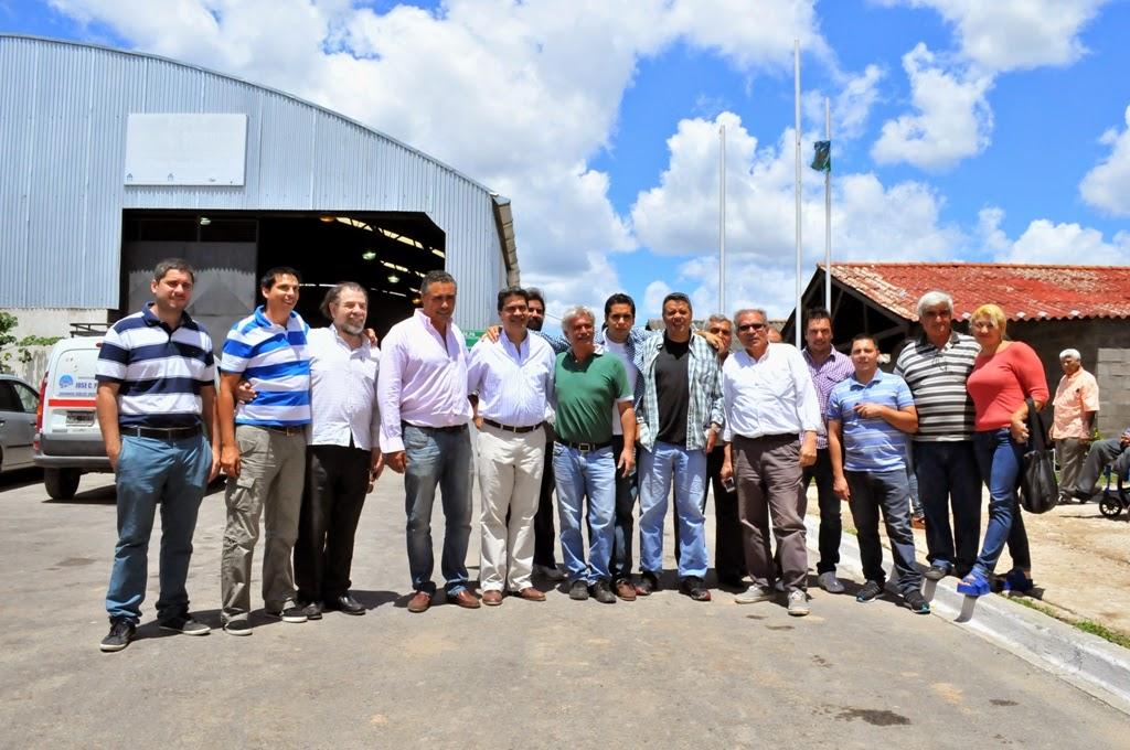 Prensa Municipalidad Jos C Paz Urquiaga Recibio El
