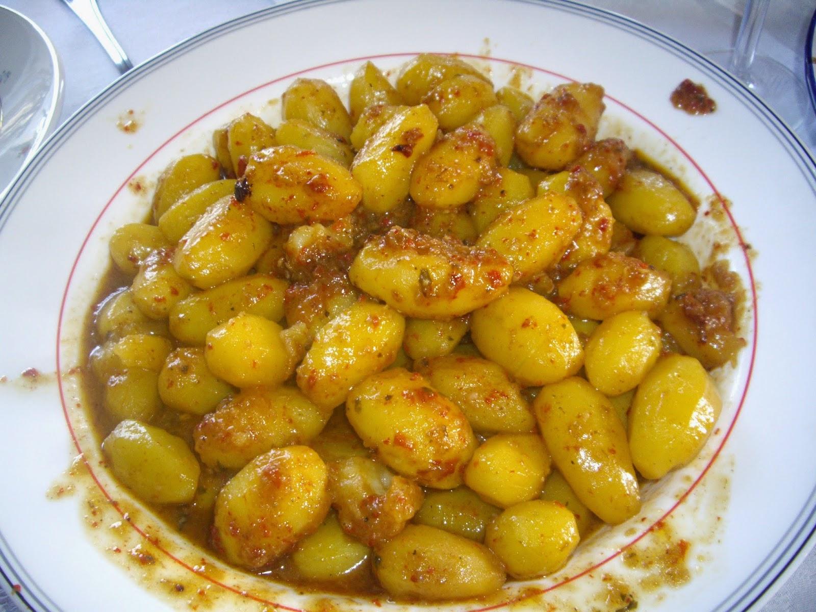 Harinaygasolina como preparar de forma mas r pida una - Guarniciones para carne en salsa ...