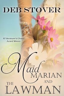 Maid Marian and The Lawman by Deb Stover cover art