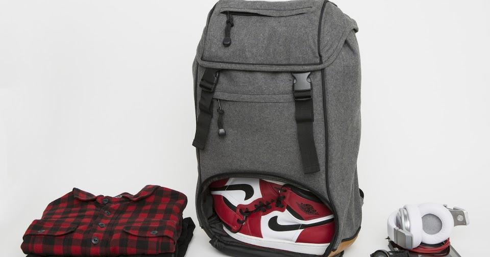 5204472c42da37 TODAYSHYPE  FLüD x Mayor Sneaker Tech Lifestyle Backpack