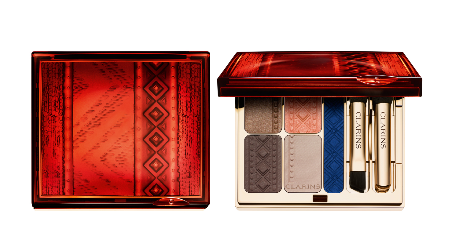 Clarins Palette Yeux Ombres & Liner Clarins Colours of Brazil