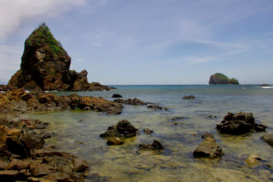 Baler Philippines  city images : Scenic Philippines: Digisit Beach Baler Aurora