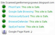 Google Page Rank: 2 Global Rank   Donate my own template design