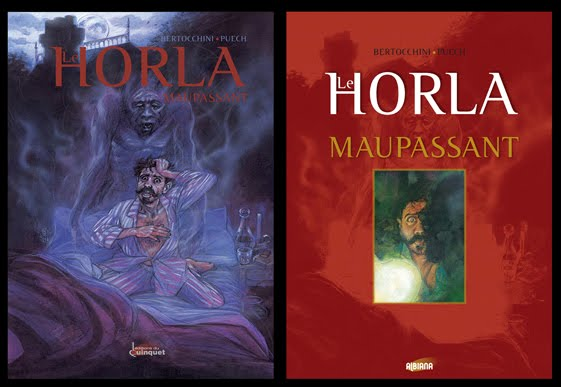 Le Horla (one shot + réédition)