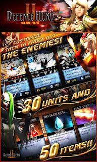 Defence Hero 2 v1.1.2 APK: game thủ thành của Hàn Quốc (hack tiền không cần root)