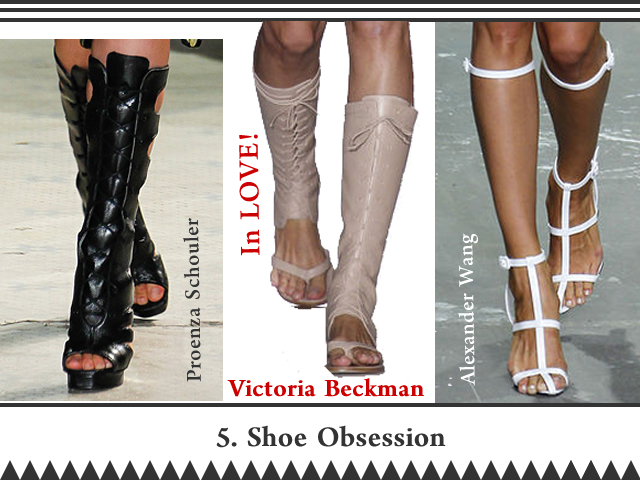 Spring Summer 2013 Fashion Trend Alert - shoe obsession