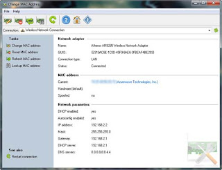 Change MAC Address 2.6.0