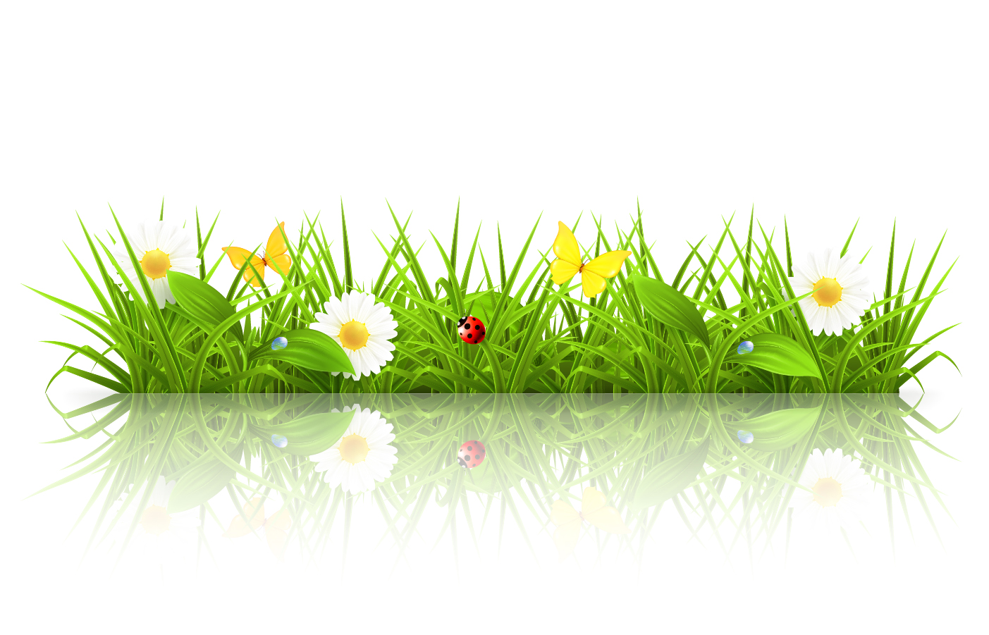 Spring Clip Art Banners