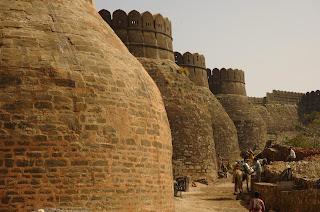 Muralla Kumbhalgarh