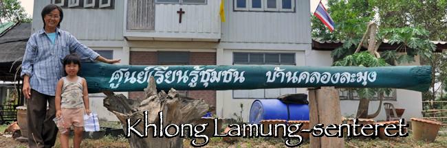Khlong Lamung-senteret