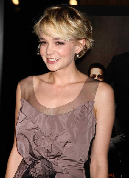 SwoonHair Short But Sweet Carey Mulligan