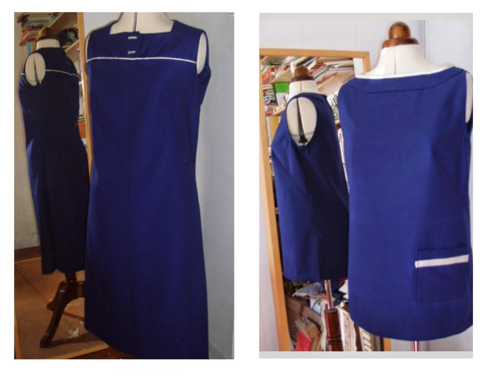 refashion dress to tunic