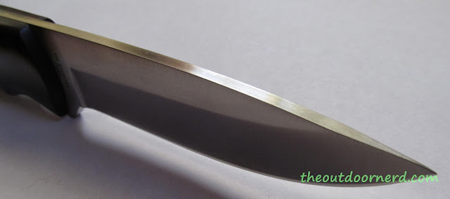 Elk Ridge Er-196 Fixed Blade Knife - Closeup Of Blade 2