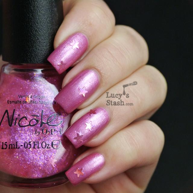 Lucy's Stash - Nicole by OPI She&#8217;s Lily Something 