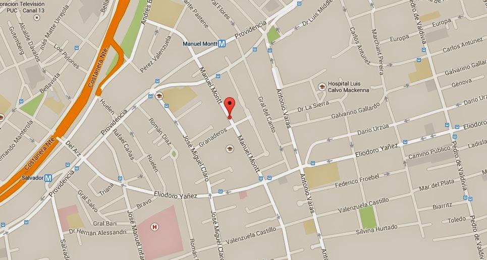 Meze Comida Turca mapa ubicacion