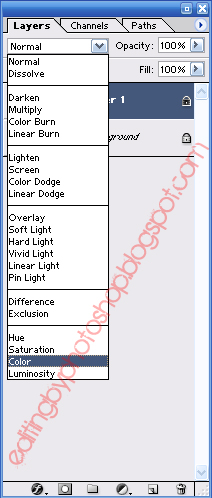 Tutorial Photoshop : Rainbow Effect | Belajar Photoshop