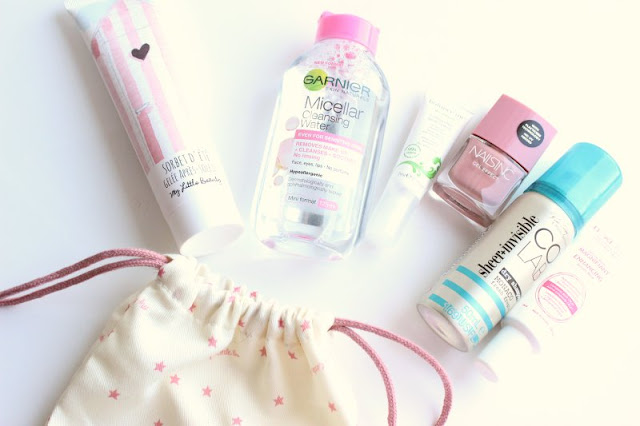 A Note on Beauty Subscription Boxes