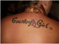 Country Girl Tattoos-1