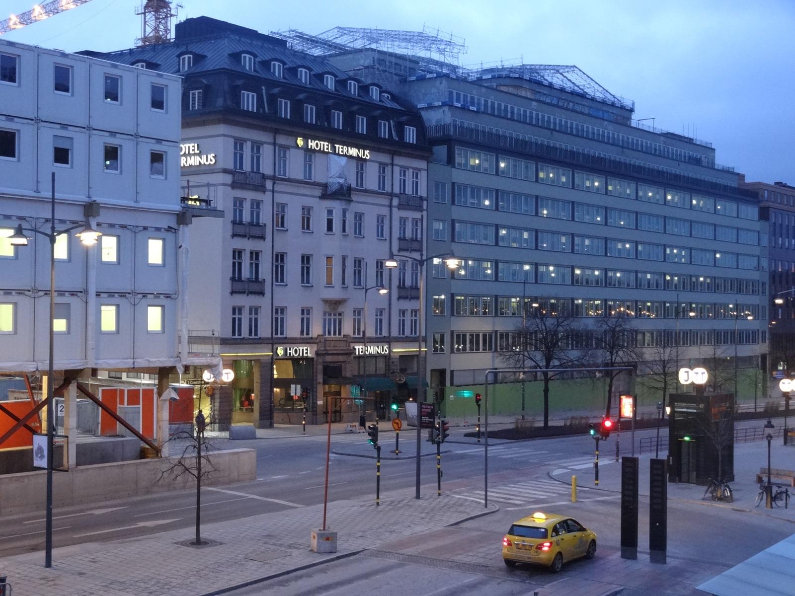 28 sztokholm hotel Terminus