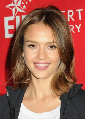 Jessica Alba is a Chatroulette Fan