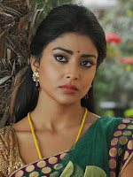 Shriya Saran latest Photos in saree-cover-photo