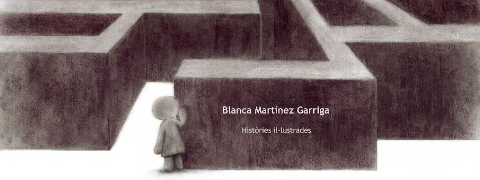 Blanca Martínez- Historias ilustradas