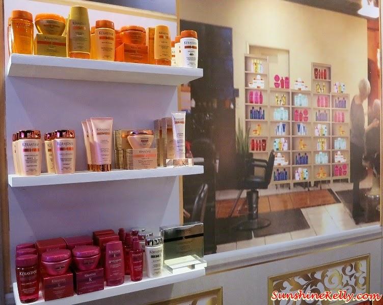 Kerastase 10 Cult Products, Kerastase 50th Anniversary, Celebrating The Art of Perfect Hair, Kerastase Malaysia, Kerastase 50th Anniversary, Passport to paris