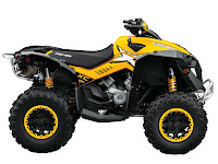 2013 Can-Am Renegade Xxc 1000 ATV pictures 3