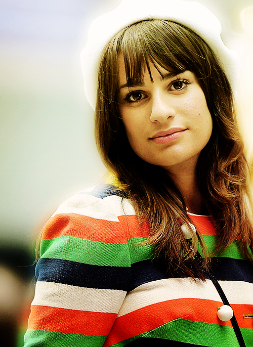 Lea Michele Hairstyles 44