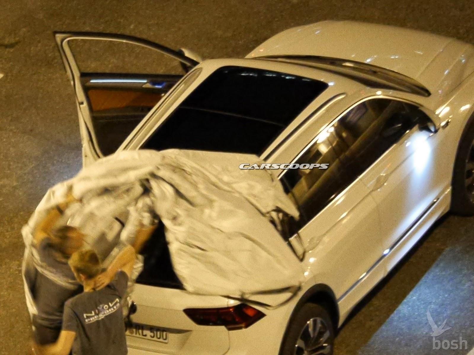 ... Frankfurt Motor Show New Cars Scoops U Spy VW VW Scoops VW Tiguan