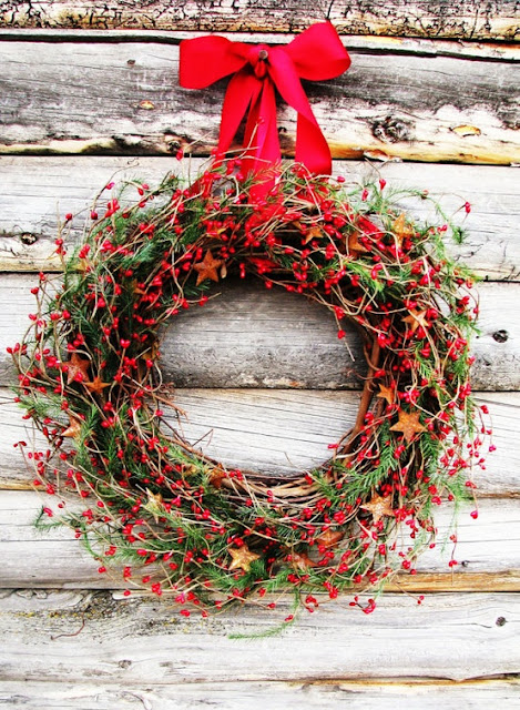 10  Christmas Ornaments Ideas with Rustic Style 3