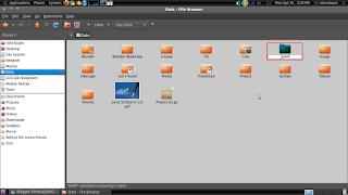 Hidden Folder di Ubuntu