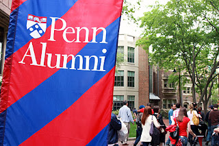 UPenn and University of Pennsylvania and Alumni Weekend