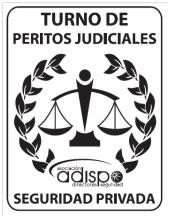 Web Oficial Peritos Judiciales ADISPO
