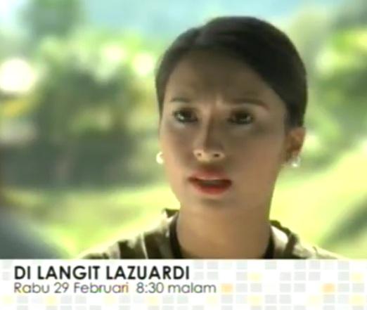 Di Langit Lazuardi, Skrin Di TV9 (Download) - DramaTvOnline