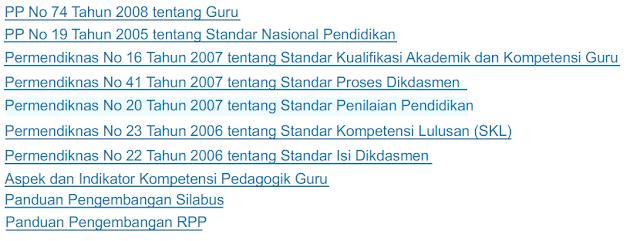 Download Kumpulan Materi Yang Perlu Dipersiapkan Dalam Ukg 2015