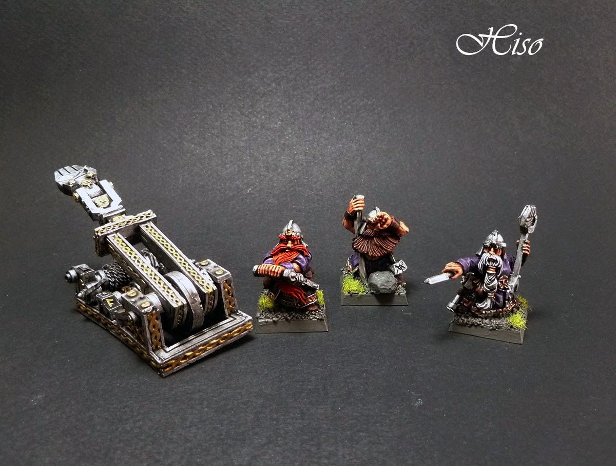 Warhammer Nains Dwarfs