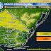 AVISO | Por prob. tormentas fuertes en el N (Lun 21/9 - Mar 22/9)