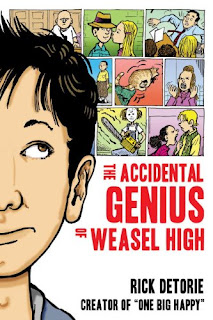 YA novel Accidental Genius