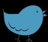 blue bird clip art