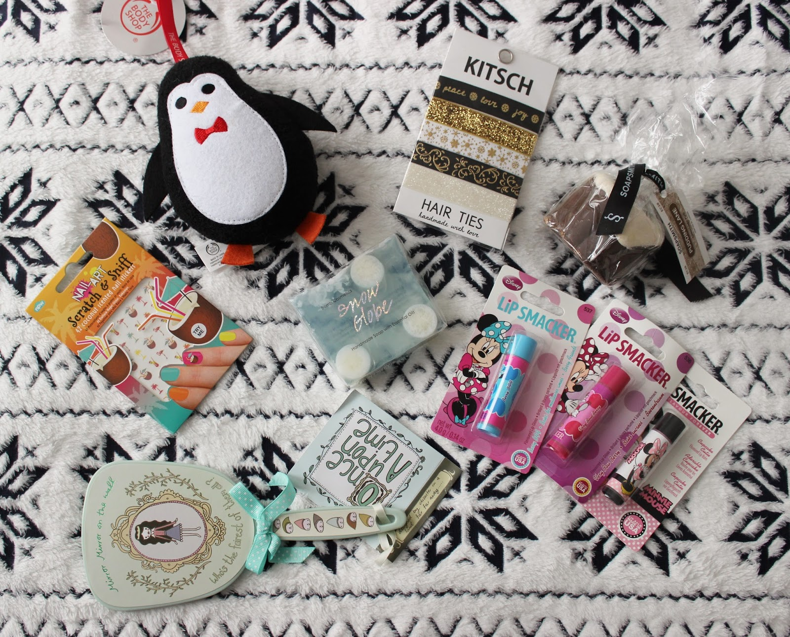 Christmas beauty stocking fillers under £10