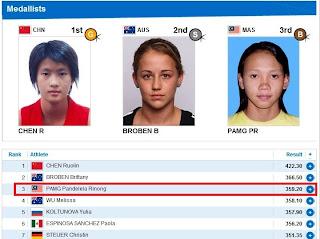 olimpik 2012 10 meter platform wanita