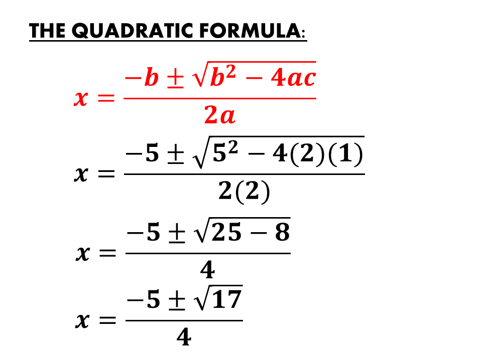 quadratic equation notes Note: this may not be the correct equation for the data, but it's a good model and the best we can come up with quadratic equations factoring quadratics completing the square graphing quadratic equations real world examples of quadratic equations derivation of quadratic equation algebra index.