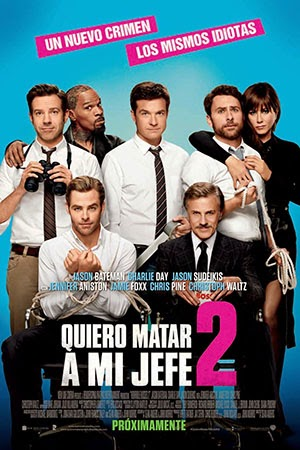 Poster Horrible Bosses 2 2014