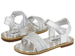 Moderne Zeremonie Schuhe für Mädchen