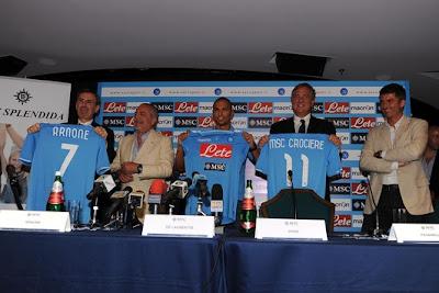 Video Presentazione Napoli 2011