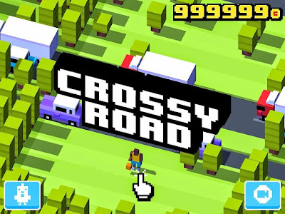 Download Free Crossy Road Endless Arcade Hopper Hack Unlimited Coins (All Versions) Game