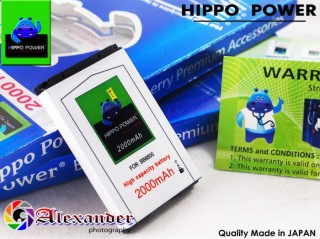Baterai Blackberry Double Power CX-2 Hippo Power