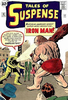 Tales of Suspense #40 comic image